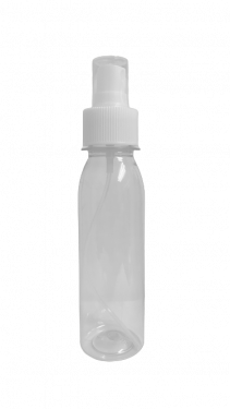 Envase 4 onz PET - Con atomizador