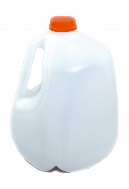 Envase 1 galón agua #3  (Alimentos)