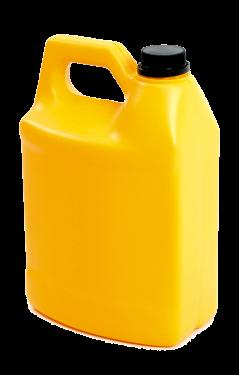Envase 1 galón #5 industrial